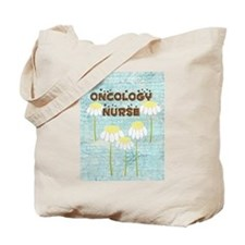 Oncology Nurse Daisies Electronics.PNG Tote Bag