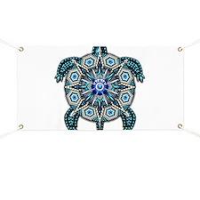 Native American Turtle 01 Banner