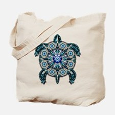 Native American Turtle 01 Tote Bag