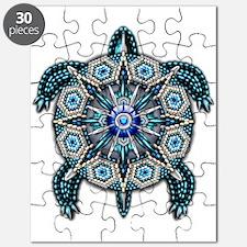 Native American Turtle 01 Puzzle