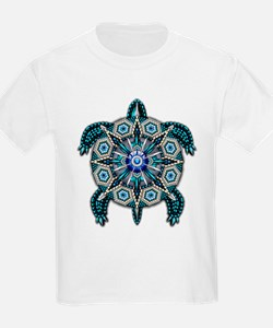 Native American Turtle 01 T-Shirt