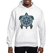 Native American Turtle 01 Hoodie