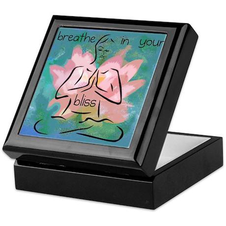 Breathe In Your Bliss Keepsake Box