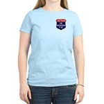 100 Missions Women's Light T-Shirt
