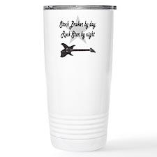 STOCK BROKER Travel Mug