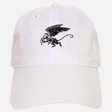 Winged Monkey Baseball Baseball Cap