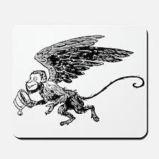 Winged Monkey Mousepad