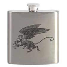 Winged Monkey Flask