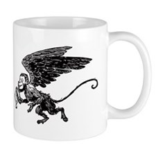 Winged Monkey Mug