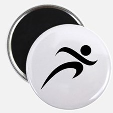 "Running 2.25"" Magnet (10 pack)"
