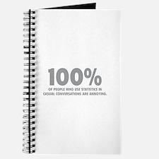 100% Statistics Journal