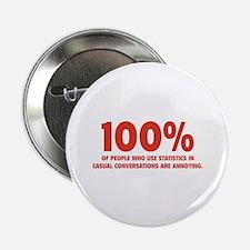 "100% Statistics 2.25"" Button"