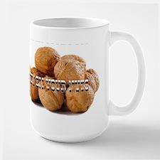 SHOW EM YOUR NUTS Large Mug