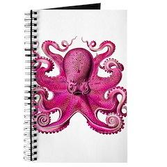 Pink Octopus Journal