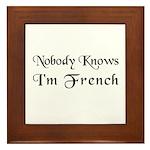 The French Framed Tile