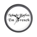 The French Wall Clock
