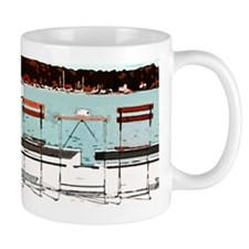 Seaside Table for Two Mug