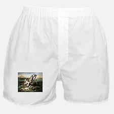 Watson and the Shark Boxer Shorts