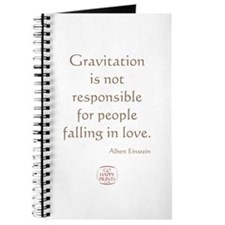 Gravitation is not responsible for people falling