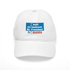 I Built My Business Mr. President Baseball Cap