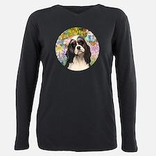 J-ORN-Garden-Ccoker5-BW-Tri T-Shirt