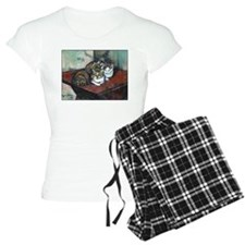 Suzanne Valadon Two Cats Pajamas