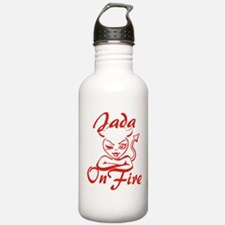 Jada On Fire Water Bottle