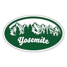 Yosemite N.P. Decal