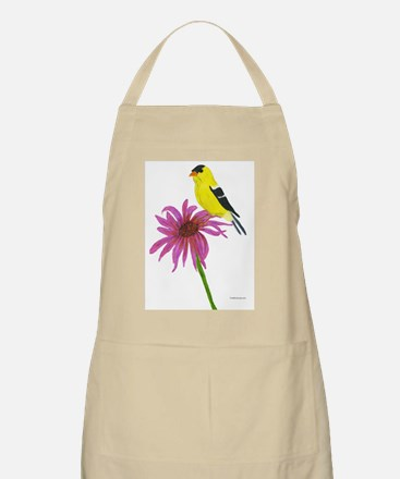 American Goldfinch Apron