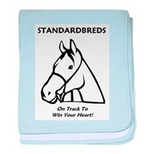 Standardbreds... On Track To Win Your Heart! baby