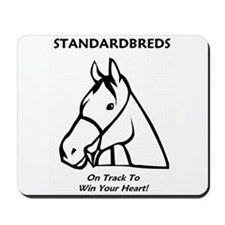 Standardbreds... On Track To Win Your Heart! Mouse