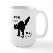 GOOD CAT BAD CAT Mug