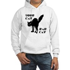 GOOD CAT BAD CAT Hoodie