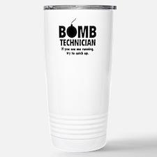 Bomb Technician Travel Mug