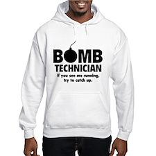 Bomb Technician Hoodie