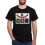 OBAMAS REAL DADDY Dark T-Shirt