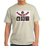 OBAMAS REAL DADDY Light T-Shirt