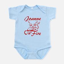 Joanne On Fire Infant Bodysuit