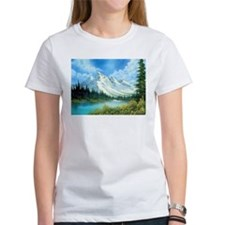 Mountain Spring Landscape Tee