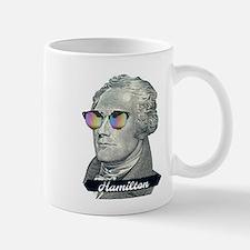 Hamilton with Shades Mugs
