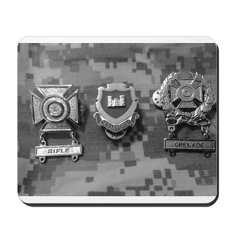 Combat Engineeer Mousepad