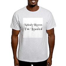 The Childish Ash Grey T-Shirt