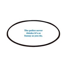 The Police Patches