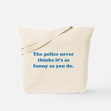 The Police Tote Bag