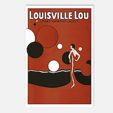 Vintage Louisville Postcards (Package of 8)