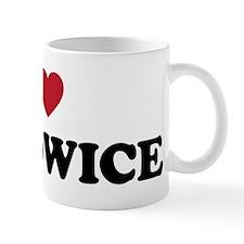 I Love Katowice Mug