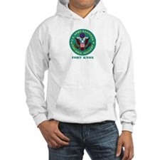Fort Knox with Text Hoodie