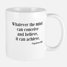 Napoleon Hill Quote Mug