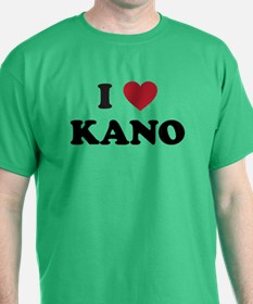 I Love Kano T-Shirt