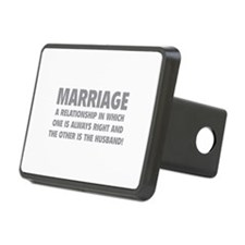 Marriage Hitch Cover